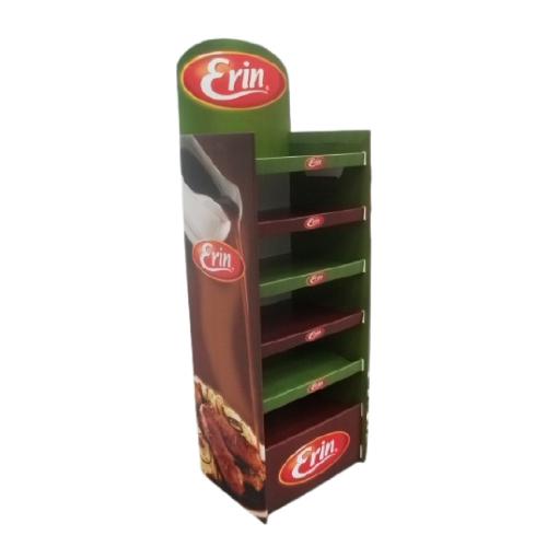 5 Shelf FSDU'S